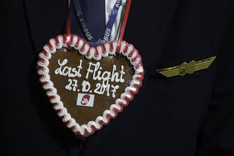 Πέταξε για τελευταία φορά η Air Berlin