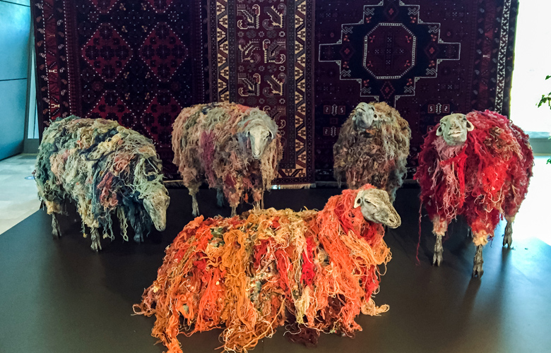 Το μοναδικό Μουσείο Χαλιών του Αζερμπαϊτζάν