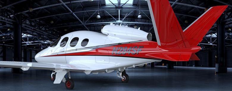 Με 2 εκατ. δολ. κάνεις δικό σου το πιο οικονομικό private jet