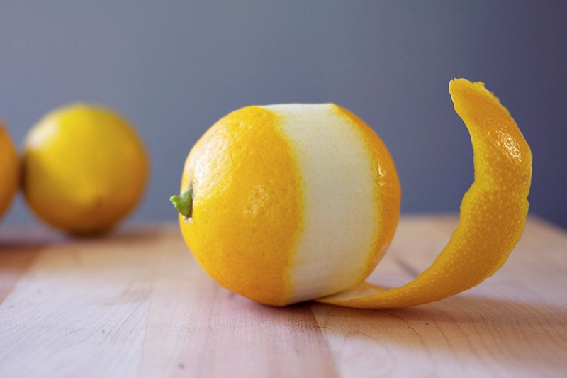 how to use lemon peel as a medicine