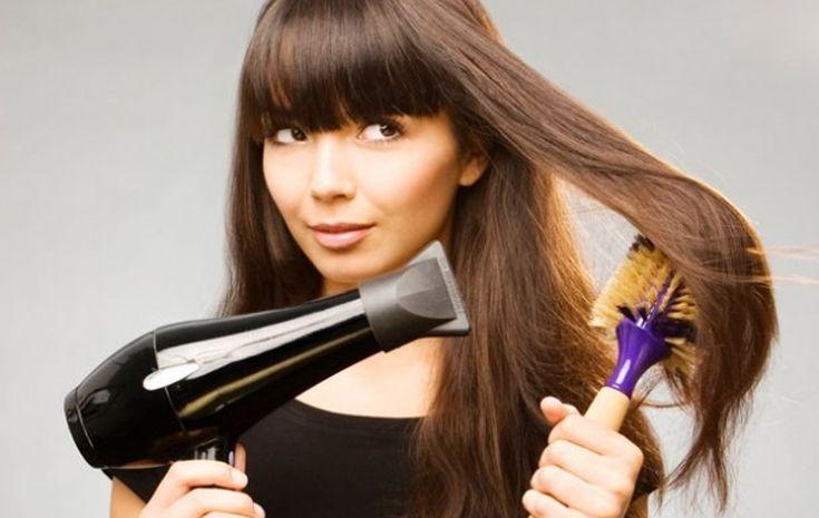 Τι μπορείς να κάνεις με το σεσουάρ μαλλιών