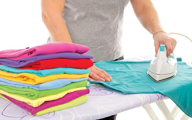 Το κόλπο για να σιδερώνονται πιο γρήγορα τα ρούχα