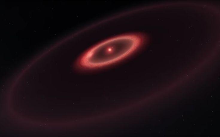 Ανακαλύφθηκε μεγάλο ψυχρό νέφος σκόνης γύρω από τον Εγγύτατο του Κενταύρου