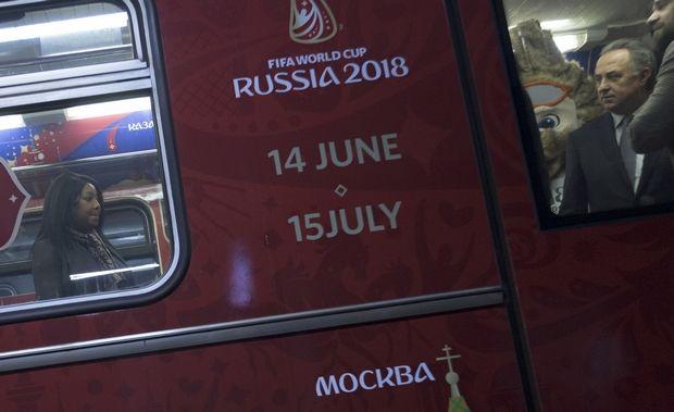 Με τον Λεβ Γιασίν η αφίσα του Μουντιάλ 2018