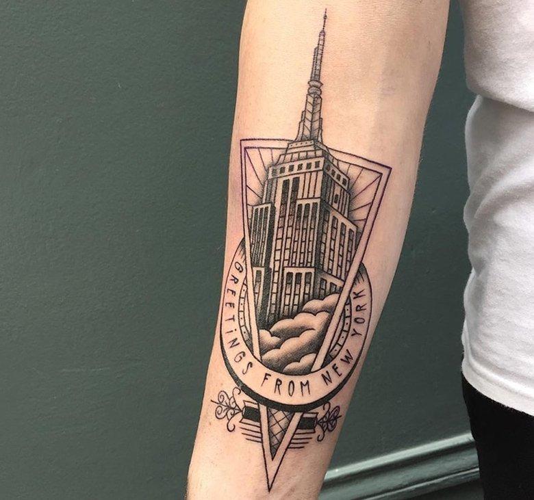 Το καλύτερο σουβενίρ από ένα ταξίδι είναι ένα… τατουάζ