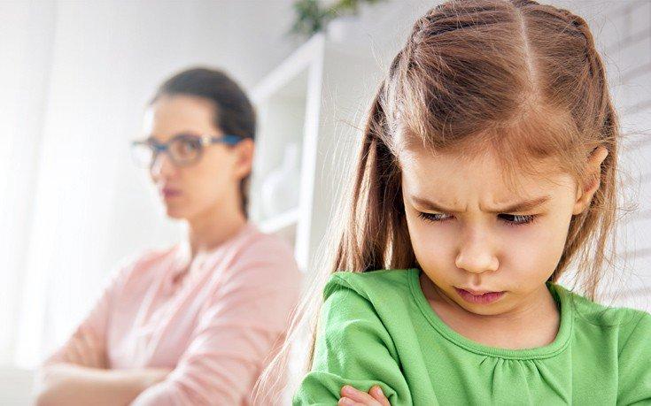 Όταν το παιδί ακούει συνεχώς δικαιολογίες