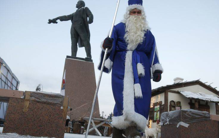 Grandfather Frost 1