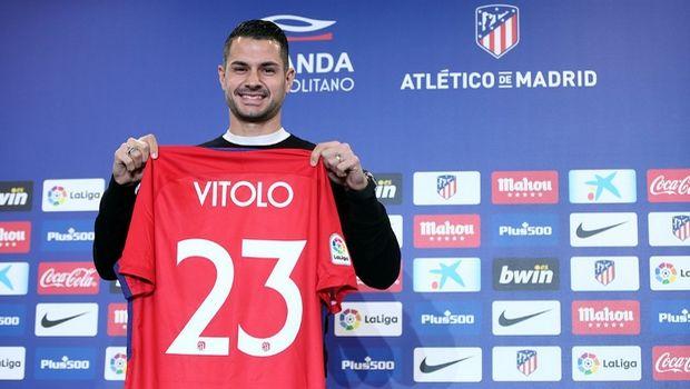Η Ατλέτικο ανακοίνωσε την επιστροφή του Ντιέγκο Κόστα