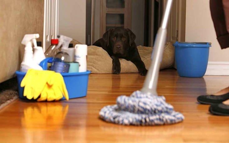 Τρία μυστικά καθαριότητας που πρέπει να ξέρουμε