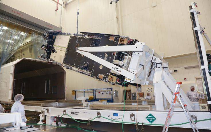 Έτοιμος ο δορυφόρος Hellas Sat 4