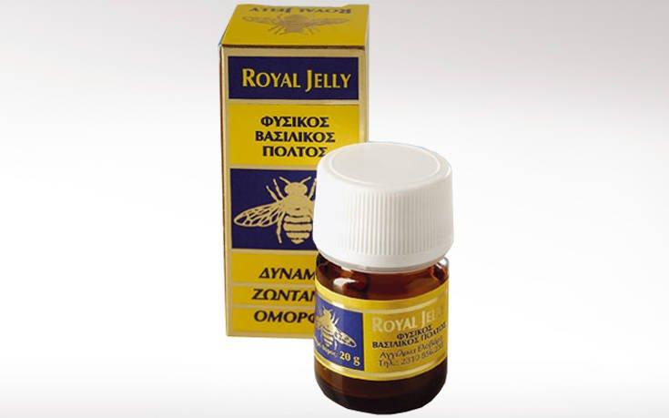 ΕΛΟΒΑΡΗ Royal Jelly
