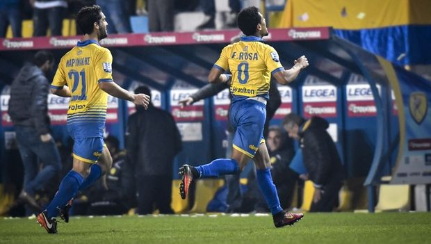 Πέρασε από το Αγρίνιο με φοβερό Ανσαριφάρντ ο Ολυμπιακός, 4-1 τον Παναιτωλικό