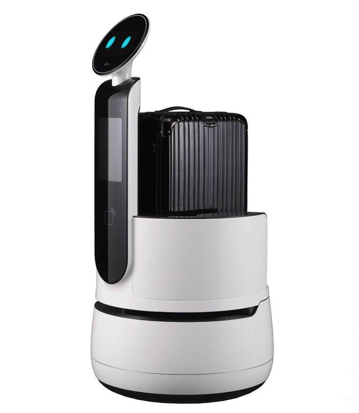 Νέες εμπορικές δυνατότητες με το διευρυμένο χαρτοφυλάκιο ρομποτικών λύσεων της LG