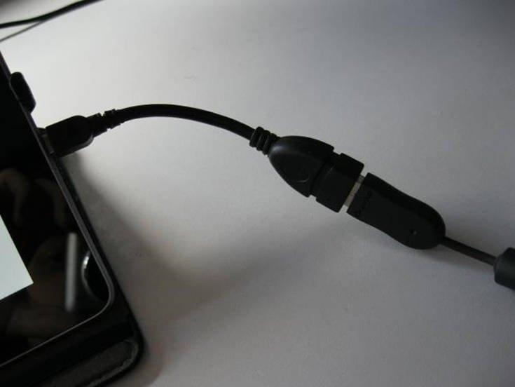 Συνδέστε ποντίκι και πληκτρολόγιο στο… κινητό σας