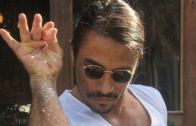 Salt Bae is opening a restaurant in London 1