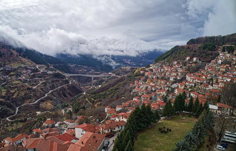 Μέτσοβο, ιδανικός προορισμός κάθε εποχή του χρόνου