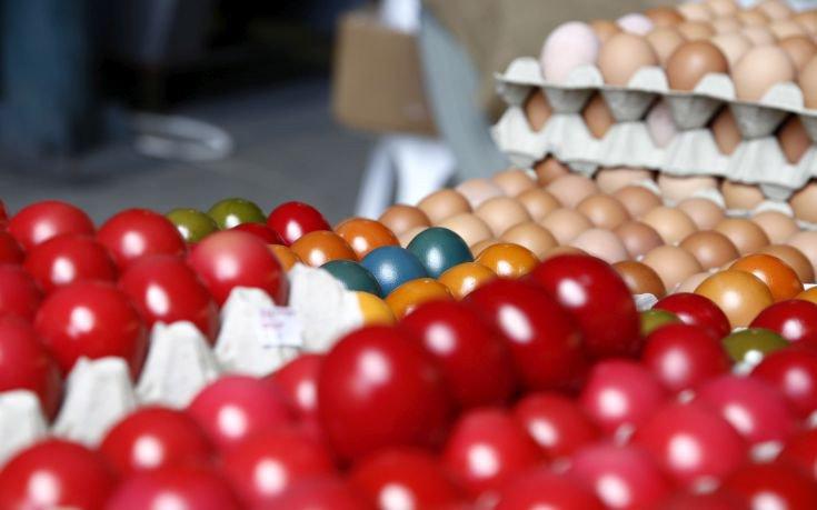 Τα «μυστικά» για το βάψιμο των αυγών