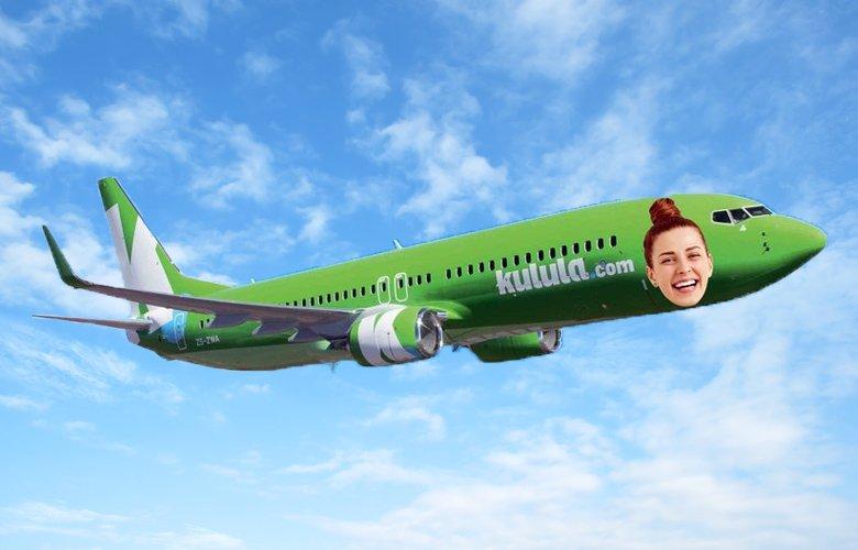 Η αεροπορική εταιρεία που βάζει το… πρόσωπό σας στο αεροπλάνο!