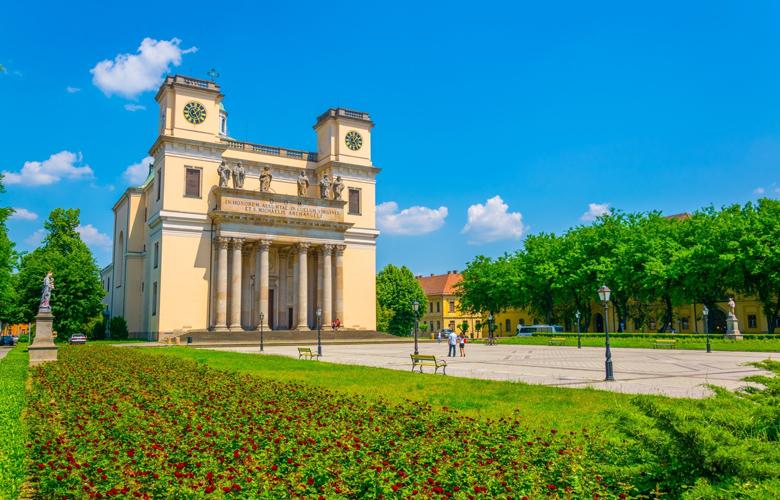 Βατς, η ξεχασμένη πόλη στη στροφή του Δούναβη