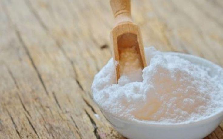 Σε ποια υλικά δεν πρέπει να χρησιμοποιούμε τη μαγειρική σόδα για καθάρισμα