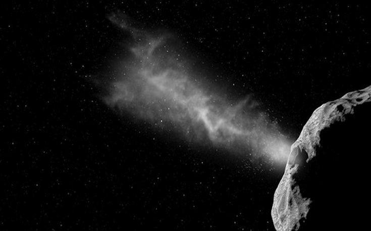 ESA asteroid collision