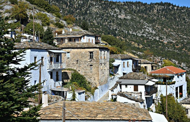 Καστάνιτσα, ένα από τα αρχαιότερα ορεινά χωριά της Κυνουρίας