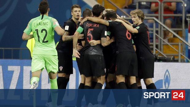 Και με τα... δεύτερα η Κροατία, 2-1 την Ισλανδία