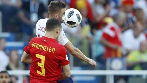 """Πρωτιά με """"ζωγραφιά"""" του Γιανουζάι για το Βέλγιο, 1-0 την Αγγλία"""
