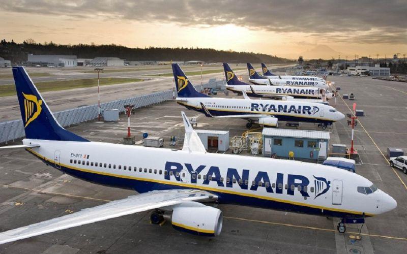 Ταλαιπωρία για τους επιβάτες της Ryanair λόγω διήμερης απεργίας