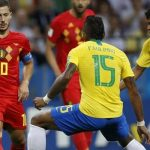 hazard silva brazil belgium 1