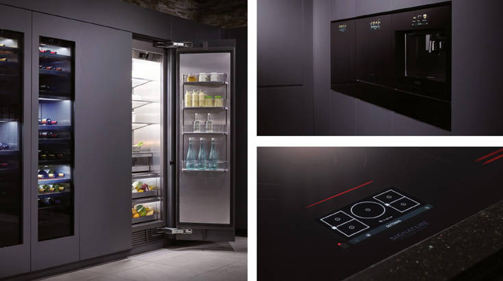 LG SIGNATURE KITCHEN SUITE Package 02b