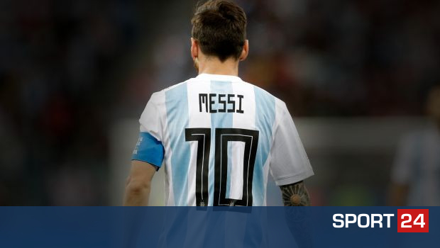 """Η τύχη του """"10"""" στην εθνική Αργεντινής"""