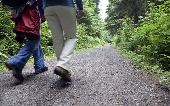 Το περπάτημα μειώνει τον κίνδυνο καρδιακής ανεπάρκειας στις γυναίκες