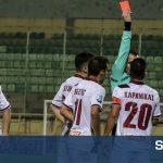 Ξάνθη - ΑΕΛ 1-0: Ο διαιτητής Λάμπρου έχει αποβάλει δέκα παίκτες σε επτά ματς!