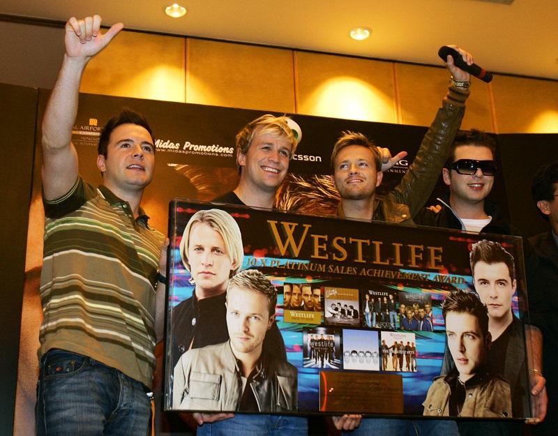 Οι Westlife επανασυνδέονται μετά από 6 χρόνια