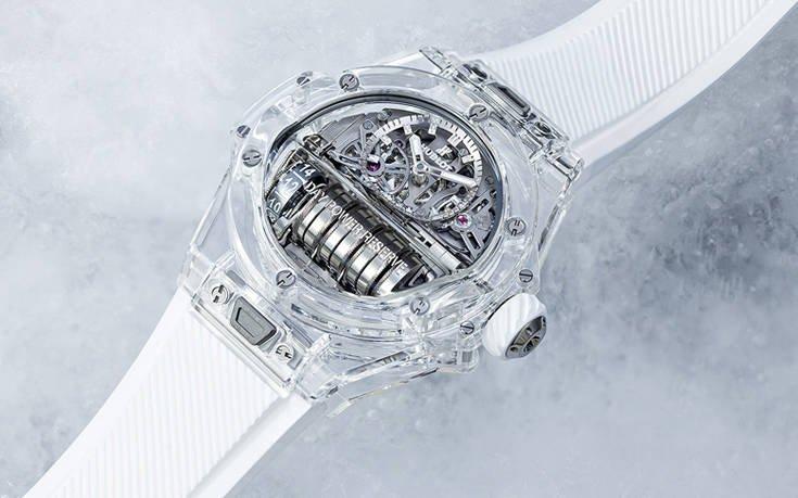 Να πώς είναι ένα φανταστικό ρολόι 90.000 ευρώ