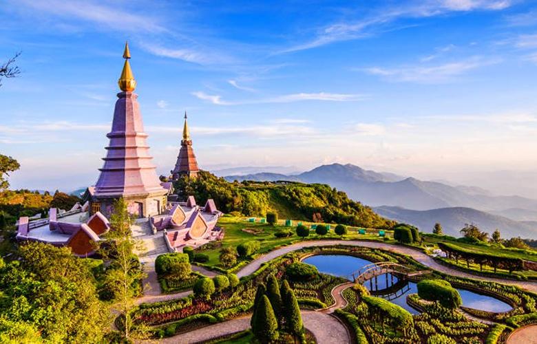 Ανακαλύπτοντας το «ρόδο του βορρά» στην Ταϊλάνδη
