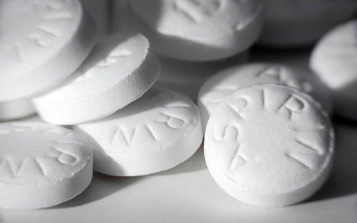 Δύο νέες αμερικανικές μελέτες για την ασπιρίνη και τον καρκίνο