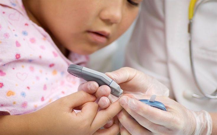 Αυξάνονται τα περιστατικά του παιδικού διαβήτη