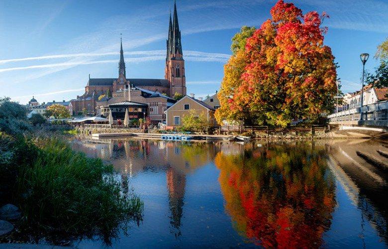 Ουψάλα, μία από τις παλαιότερες πόλεις της Σουηδίας