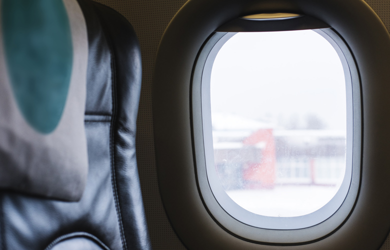 Γιατί τα αεροσκάφη έχουν οβάλ παράθυρα στις καμπίνες