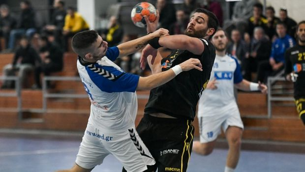 Handball Premier: Εύκολες νίκες για ΠΑΟΚ και ΑΕΚ