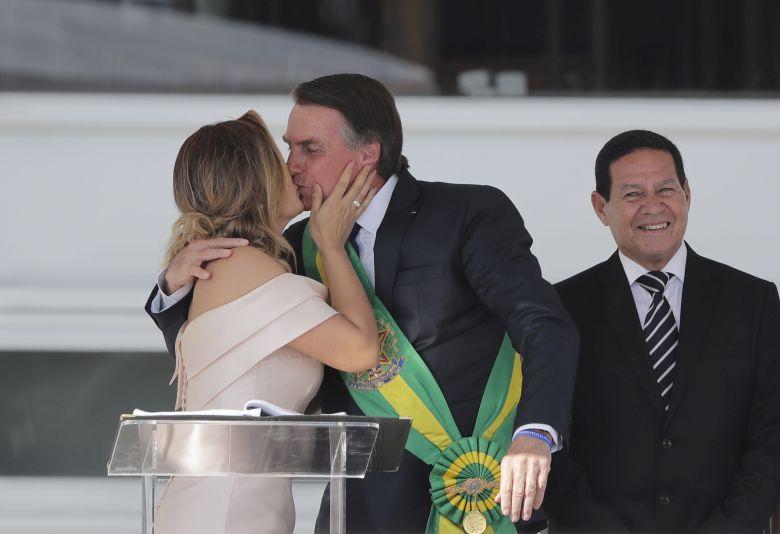Ποια είναι η εντυπωσιακή πρώτη κυρία της Βραζιλίας