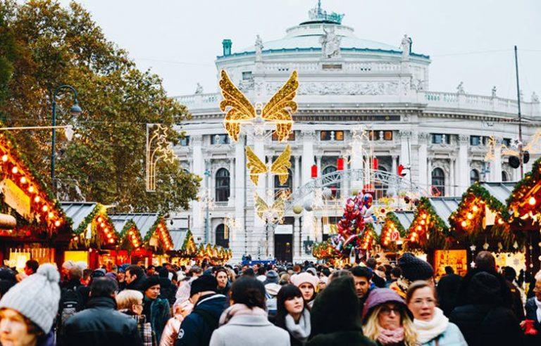 Η παραμυθένια πρωτεύουσα της Αυστρίας