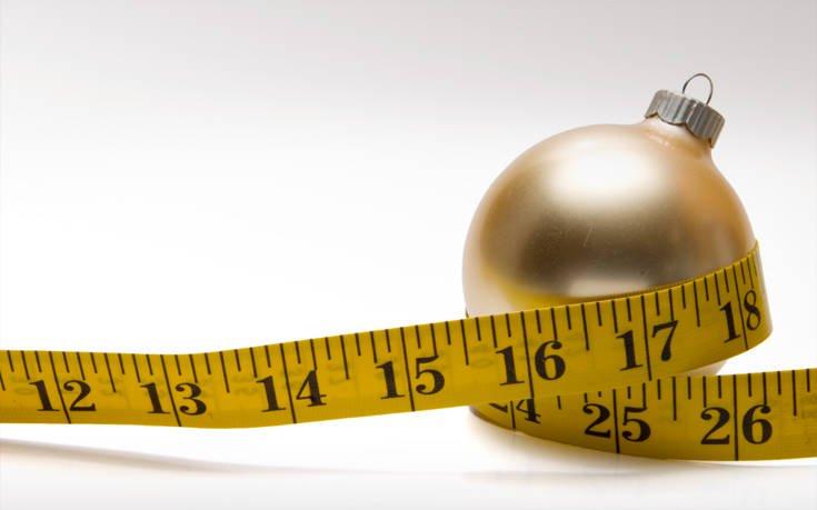 Χάστε τα κιλά των εορτών με αποτελεσματικό τρόπο