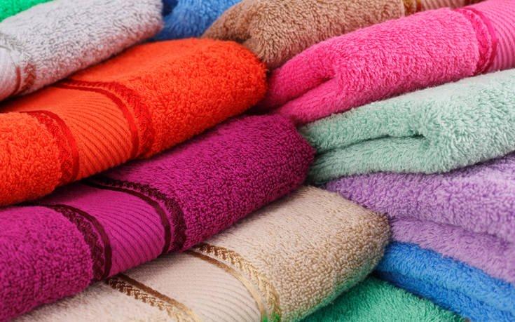 Κάθε πότε πρέπει να αλλάζουμε την πετσέτα μπάνιου