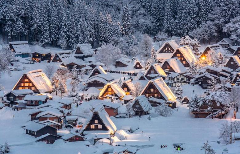 To Ιαπωνικό χωριό που ο χρόνος έχει ξεχάσει