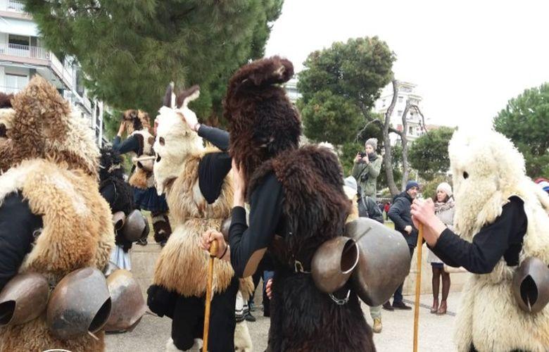 Οι Κωδωνοφόροι βγήκαν στους δρόμους της Θεσσαλονίκης