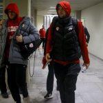 Ολυμπιακός: Η αποχώρηση των ερυθρόλευκων από το ΟΑΚΑ (VIDEO)