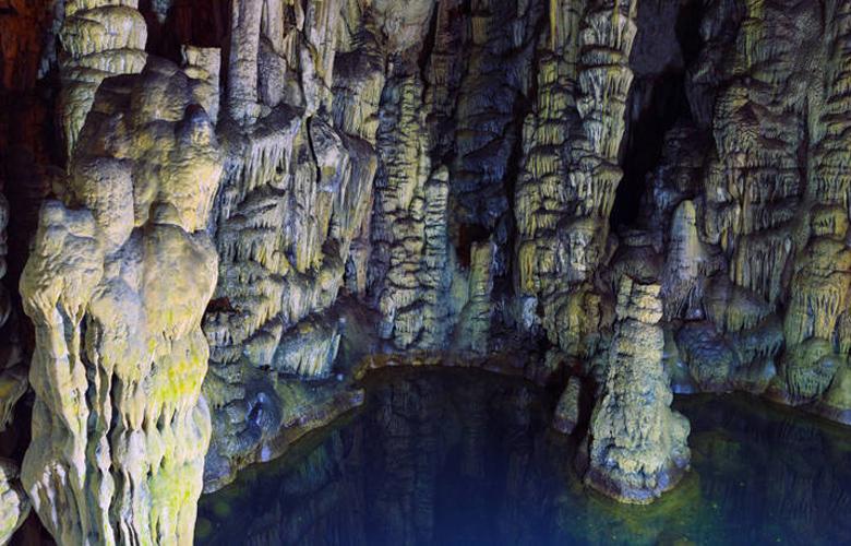 Δικταίο Άντρο, από τα σημαντικότερα και πιο γνωστά σπήλαια στην Κρήτη